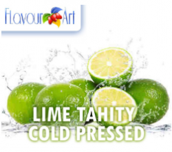 FA Lime Flavor Tahity COLD PRESSED 10ml