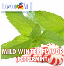 FA Mild Winter (Peppermint) Flavor  10ml