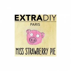 MISS STRAWBERRY PIE BY EXTRADIY 10ml