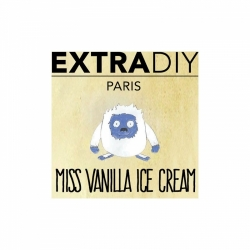 MISS VANILLA ICE CREAM BY EXTRADIY 10ml