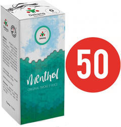 Liquid Dekang Fifty MENTHOL 10ml (mentol)