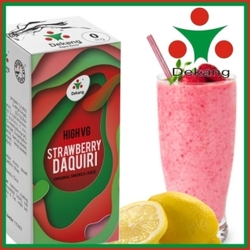 LIQUID DEKANG HIGH VG STRAWBERRY DAIQUIRI 10ML (JAHODOVÝ KOKTEJL)