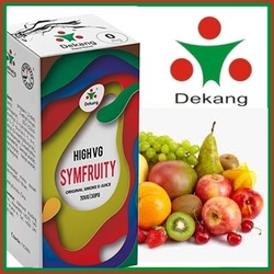 LIQUID DEKANG HIGH VG SYMFUITY 10ML (OVOCNÝ MIX)