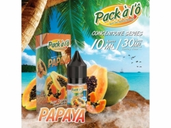 Příchuť Pack ALO (á l'Ô) - PAPAYA 10ml