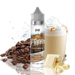 Frappe Cold Brew - Whitte Chocolate Mocha 20ml Shake and Vape