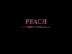 DEA - Peach 10ml (Broskev)