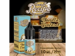 Příchuť Secret Recipe - VANILLA CUSTARD 10ml