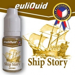 Euliquid Ship story tabák 12ml
