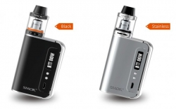 Smoktech OSUB Plus TC 80W Grip Silver Full Kit