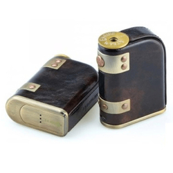 VapeMan - Steam Engine - Vintage Brown